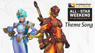 Overwatch All Star Weekend Theme