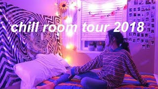 CHILL ROOM TOUR 2018