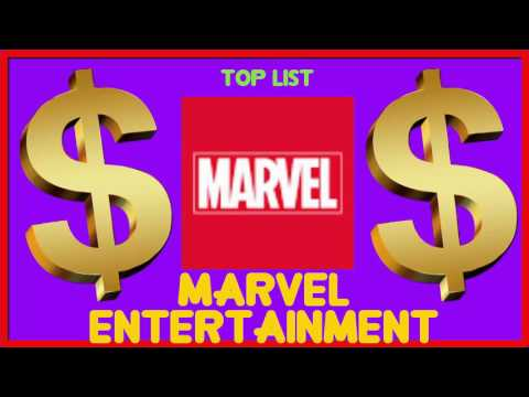 How much MARVEL ENTERTAINMENT made money on YouTube { In February 2016 } | MTW