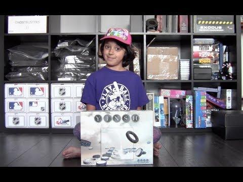 The Cardboard Kid - 015: YINSH