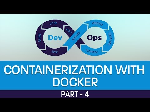 Learn Containerization with Docker | DevOps Tutorials for beginners | Part 4 | Eduonix