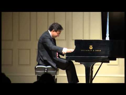 "Max Levinson Live: Bela Bartok ""Out of Doors"" Suite..."