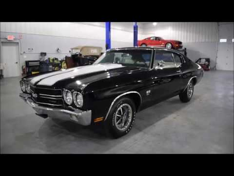 Video of '70 Chevelle SS - M5Y3