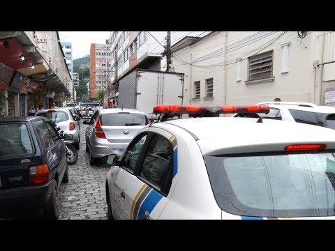 Filas duplas representam 20% das multas aplicadas este ano em Nova Friburgo