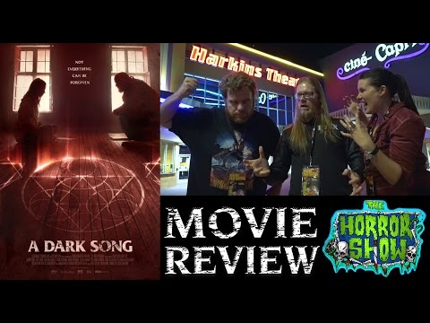 """A Dark Song"" 2017 Supernatural Thriller Movie Review – The Horror Show"