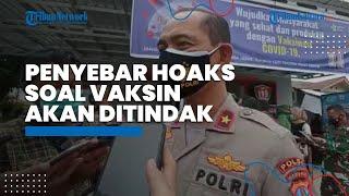 Wakapolda Kaltara, Brigjen Pol Erwin Zadma: Kita Tindak Penyebar Hoax