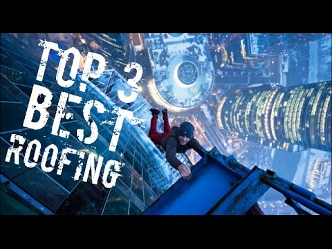 TOP 3 - BEST ROOFING