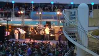 2013 311 Caribbean Cruise Full Ride - Deck Show #1 - 3/1/2013 - LIVE
