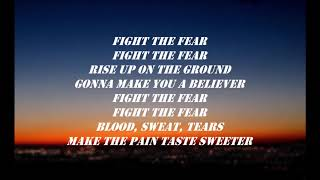 The Fear The Score (Letra)