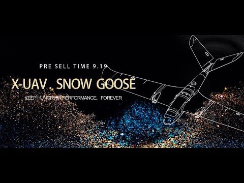 xuav-snow-goose--1800mm-epo-version-test-flight-in-china