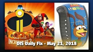 DIS Daily Fix | Your Disney News for 05/21/18 - Video Youtube