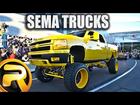 Leaving SEMA Show - Only Trucks! Mp3