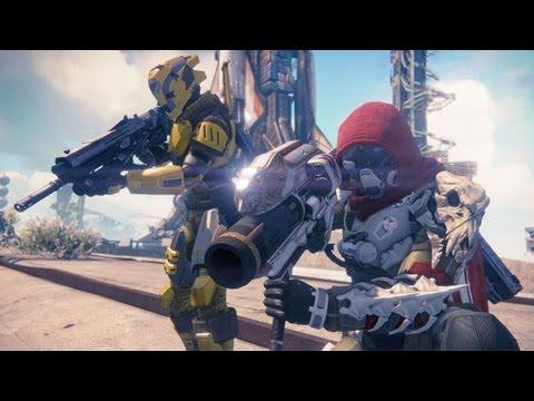 Destiny - nová hra od tvůrců Halo