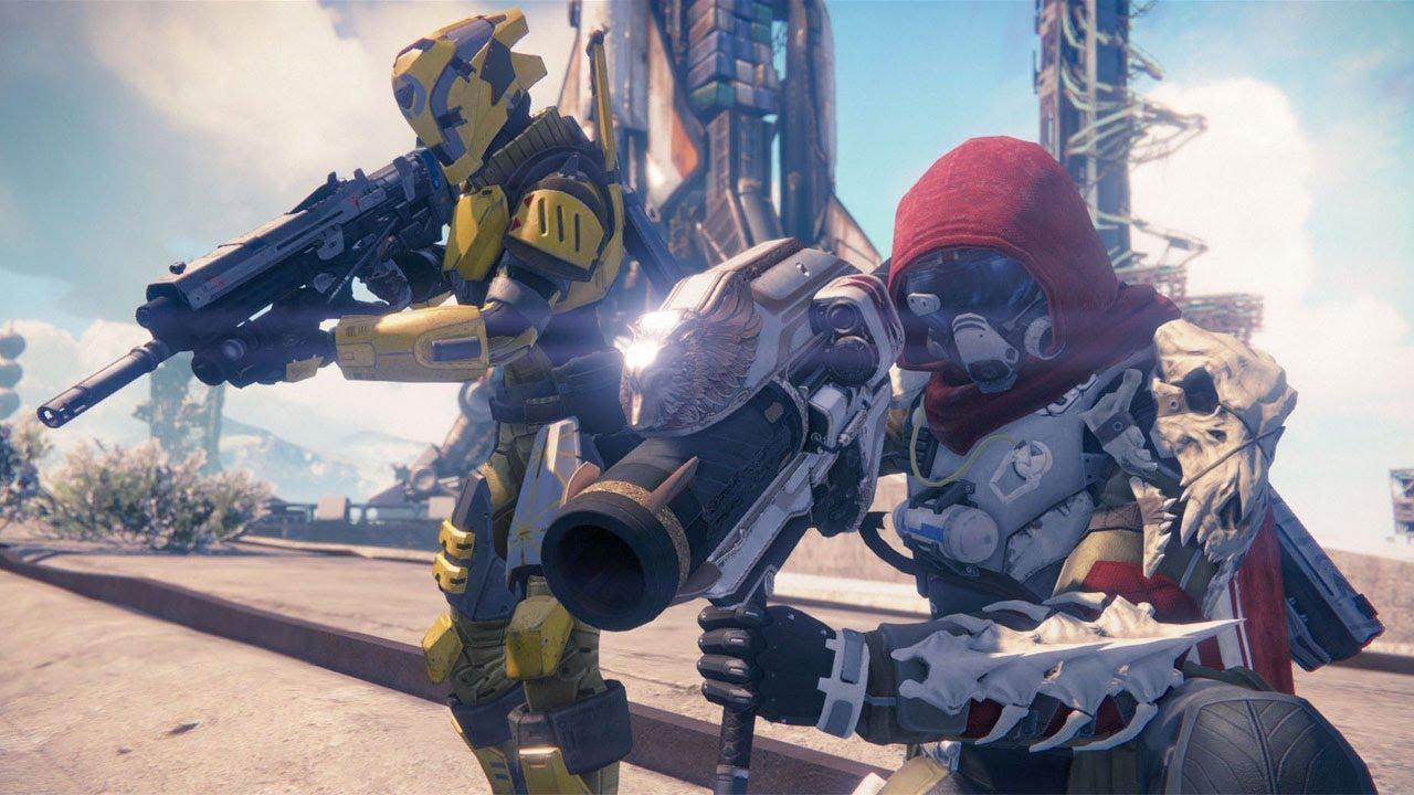 Debut del gameplay de Destiny