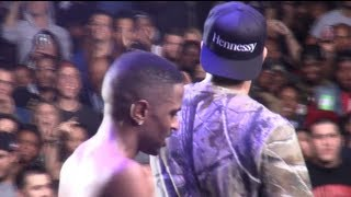 Ники Минаж, Big Sean Brings Out Drake & Nicki Minaj in Detroit