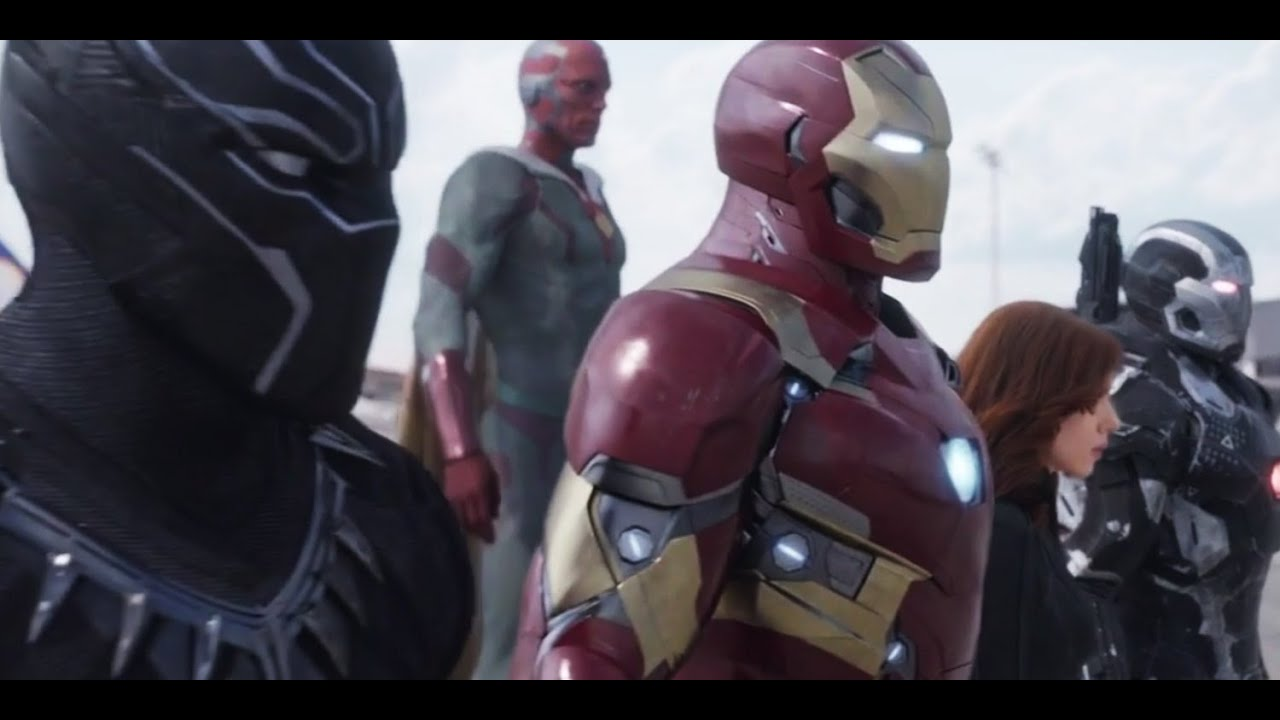Forget The Super Bowl, There's A Captain America: Civil War Trailer