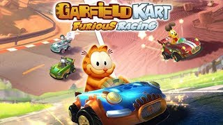 Garfield Kart   Furious Racing PC HD Walkthrough Gameplay (Review)