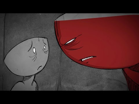 """POUR 585"" Tyranny grows from the indoctrinated. Animated Short By Patrick Smith"