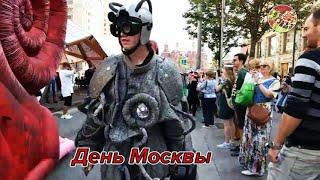 День Москвы 2019 на Тверской. Лучшее. Moscow Day 2019 on Tverskaya. The best.