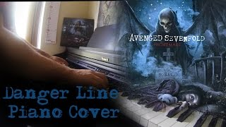 Avenged Sevenfold - Danger Line - Piano Cover