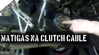 Matigas Na Clutch Ng Motor ( Maintenance )
