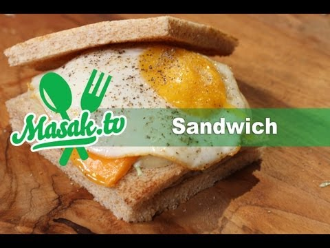 Video Sandwich | Resep #048
