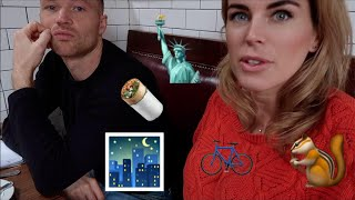 VLOG # 22 NEW YORK ❤️🗽🐿🌃🚲 HOTSPOTS & MUST SEES DEEL 1