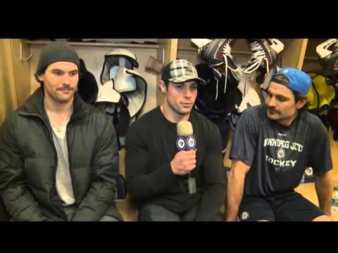 Winnipeg Jets Funny Moments {Part 1}