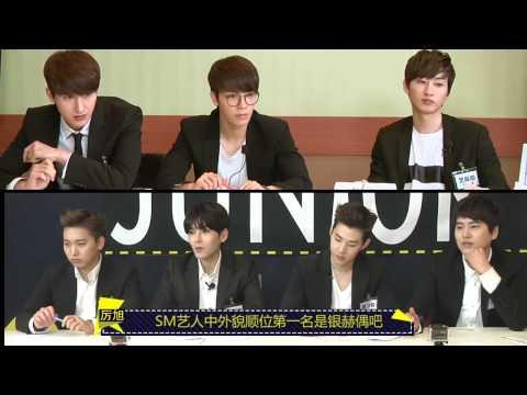 140427 音悦大来宾 Super Junior-M Full ver