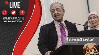 MGTV LIVE : Majlis Pelancaran Aplikasi Telefon Pintar Respons Rakyat