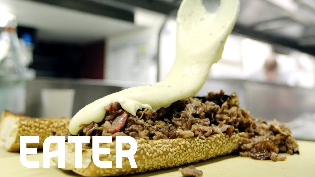 The $120 Philly Cheesesteak That's Actually Worth It thumbnail