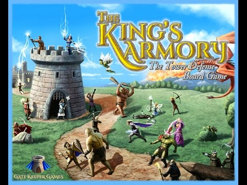 The King's Armory - A Forensic Gameology Review