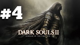 Dark Souls 2 PS4 #4 - THE LAST GIANT IS WEAK!!