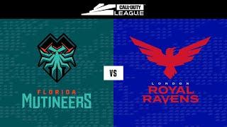 Qualifier B | Florida Mutineers vs London Royal Ravens | London Royal Ravens Home Series | Day 2