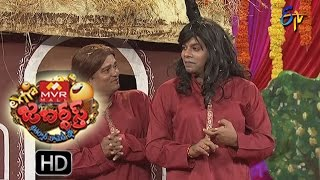Sudigaali Sudheer Performance | Extra Jabardasth | 7th October 2016 – ETV  Telugu