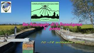 Un assaggio di Via Francigena 2° parte da Torino a Robbio