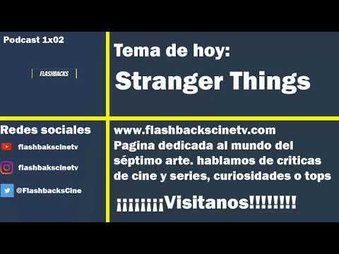 1x02: STRANGER THINGS- Analisis de la serie- predicciones