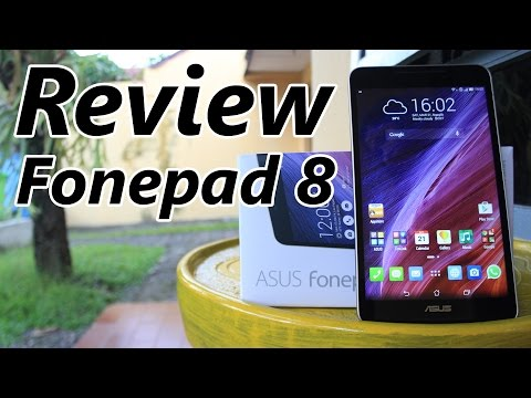 Review Tablet ASUS Fonepad 8 (FE380CG) Indonesia