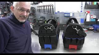 Bosch / Sortimo ProClic Werkzeugtasche und Gürtelsystem