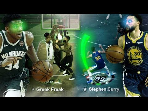 99 OVR STEPH CURRY and 99 OVR GIANNIS are INSANE on NBA2K19