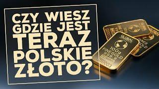 Czy polskie zapasy złota są jeszcze w Bank of England?