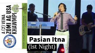 Rev. Kam Hau || Topa Itna - A (2) VEINA ZOM AG USA KHAWMPI