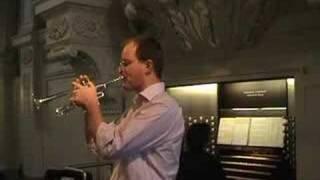 Trumpet and Organ: Händel