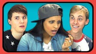 YouTubers React to K-pop #2