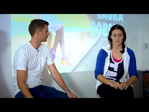 Laura Robson Interview For Nike