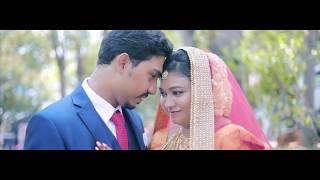 REENU RAUNAKH & SHANAVAS WEDDING HIGHLIGHTS -2018