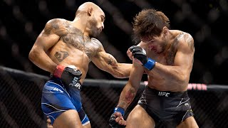 Best Finishes on UFC FIGHT PASS in August
