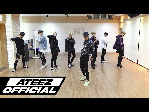 ATEEZ(에이티즈) - '해적왕(Pirate King)' Dance Practice
