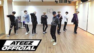 ATEEZ(에이티즈)   '해적왕(Pirate King)' Dance Practice