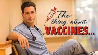The Thing About Vaccines... | Vaccine Controversies | Doctor Mike - Video Youtube